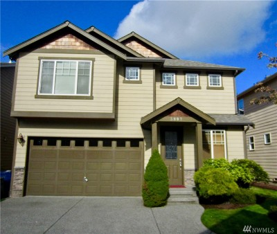 Lynnwood Condo/Townhouse For Sale: 3807 134th Place SW