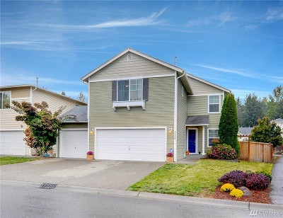 Puyallup Single Family Home For Sale: 18206 Silver Creek Ave E