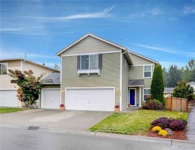 Single Family Home Sold: 18206 Silver Creek Ave E