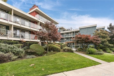 Seattle Condo/Townhouse For Sale: 1730 Taylor Ave N #406