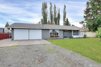 Puyallup Single Family Home For Sale: 913 17th St SE