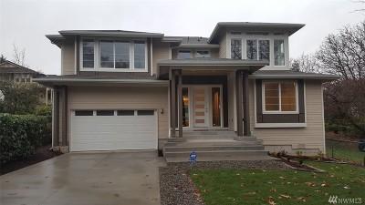 Renton Single Family Home For Sale: 1523 Talbot Rd S