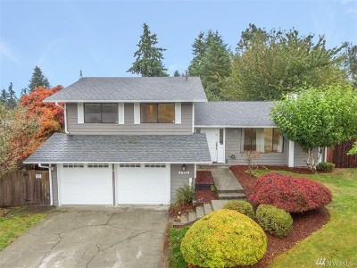 Federal Way Single Family Home For Sale: 3808 SW 326th St