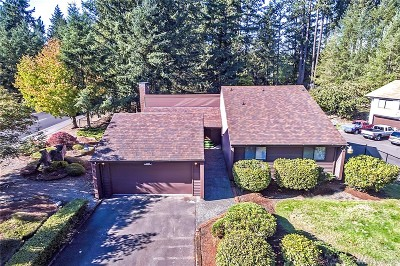 Spanaway Single Family Home For Sale: 1321 Military Rd S