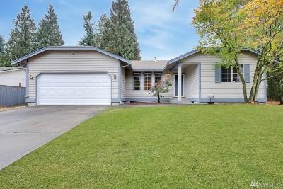 Bonney Lake Single Family Home For Sale: 11619 206th Av Ct E