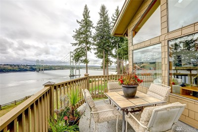 Gig Harbor Condo/Townhouse For Sale: 2021 Narrows View Cir NW #C223