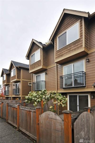 Seattle WA Multi Family Home For Sale: $998,000