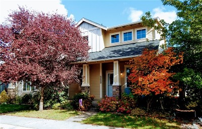 Puyallup Single Family Home For Sale: 18525 96th Ave E