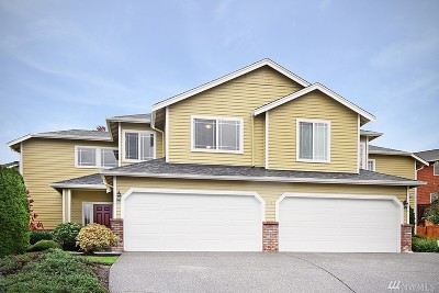 Bothell Condo/Townhouse For Sale: 2429 195th Pl. SE #A