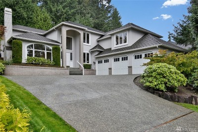Bellevue Single Family Home For Sale: 15452 SE 67th St