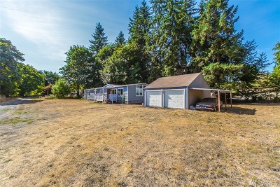 Puyallup Single Family Home For Sale: 10406 65th Ave E