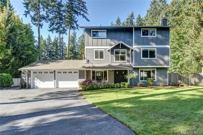 Sammamish Single Family Home For Sale: 21502 SE 23rd St