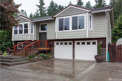 Maple Valley Single Family Home For Sale: 22127 SE 244th Place