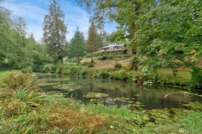 Gig Harbor Single Family Home For Sale: 3423 35th St NW