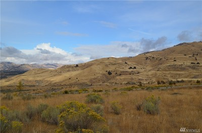 Chelan, Chelan Falls, Entiat, Manson, Brewster, Bridgeport, Orondo Residential Lots & Land For Sale: 7 Soapstone Dr