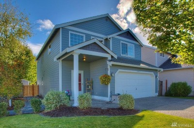 Puyallup Single Family Home For Sale: 14817 87th Ave E