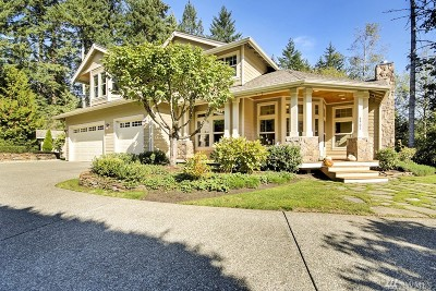 Gig Harbor Single Family Home For Sale: 6903 84th St Ct NW