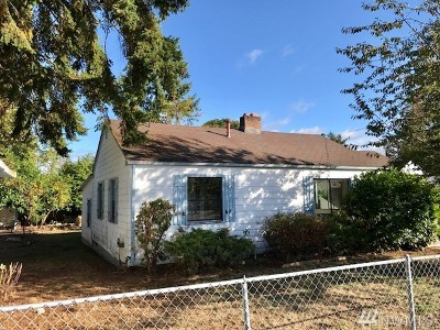 Tacoma Single Family Home For Sale: 501 118th St S