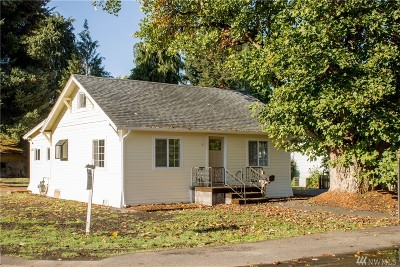 Centralia Single Family Home For Sale: 1004 Orton Ave