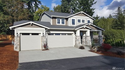 Bothell Single Family Home For Sale: 24022 Meridian Ave SE