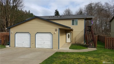 Mason County Rental For Rent: 110 W Pacific Ct