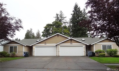 Puyallup WA Multi Family Home For Sale: $3,500,000