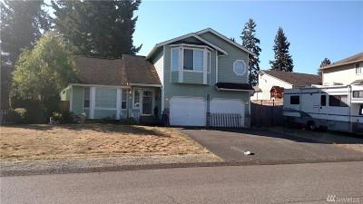 Bonney Lake Single Family Home For Sale: 21512 E 114th