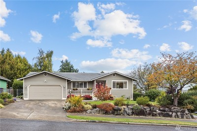 Tacoma Single Family Home For Sale: 1875 Overview Dr NE
