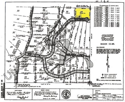 Shelton Residential Lots & Land For Sale: 541 E Sunny Woods Dr