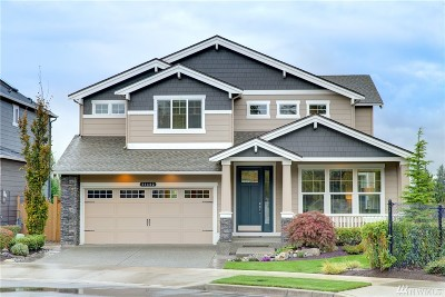 Sammamish Single Family Home For Sale: 21403 SE 2nd Place