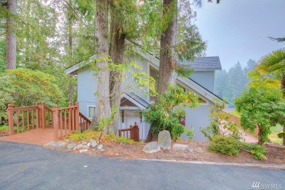 Grapeview Single Family Home For Sale: 2300 E Grapeview Loop Rd