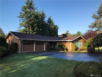 Chehalis Single Family Home For Sale: 134 Brian Dr