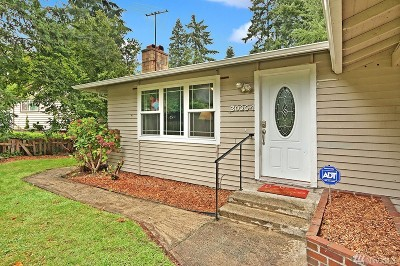 Federal Way Single Family Home For Sale: 30204 26th Place S