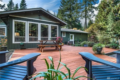 Single Family Home For Sale: 8712 Burns Dr SW