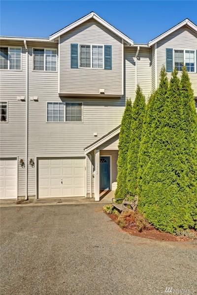 Monroe Single Family Home For Sale: 16447 169th St SE