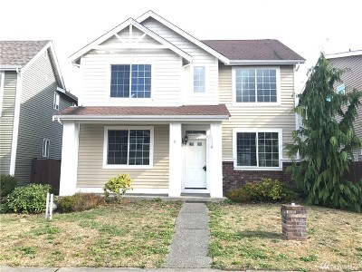 Orting Single Family Home For Sale: 1110 Sigafoos Ave NW
