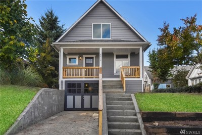 Tacoma Single Family Home For Sale: 3570 E G St