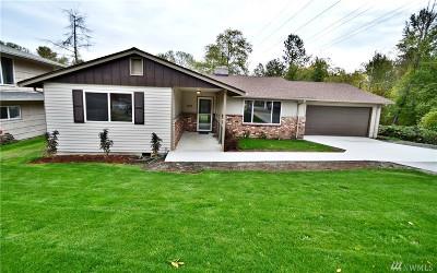 Tacoma Single Family Home For Sale: 6241 S Wapato Lake Dr