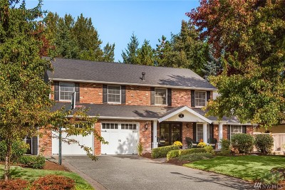 Bellevue Single Family Home For Sale: 2 Tulalip Key