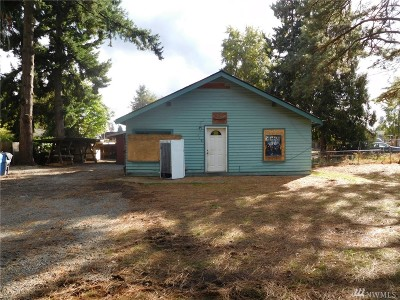 Spanaway Single Family Home For Sale: 118 163rd St S