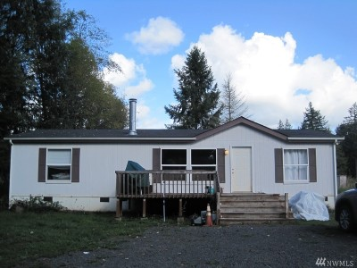 Chehalis Single Family Home For Sale: 354 Bolduc Rd