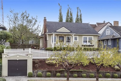 Single Family Home For Sale: 309 Hayes St