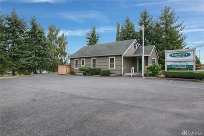 Puyallup Single Family Home For Sale: 9909 Canyon Rd E