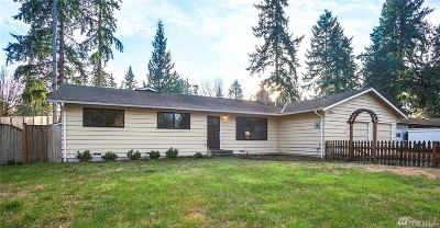 Kirkland Single Family Home For Sale: 10663 NE 133rd Place