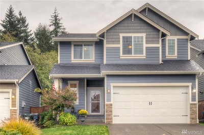 Puyallup Single Family Home For Sale: 8134 165th St Ct E