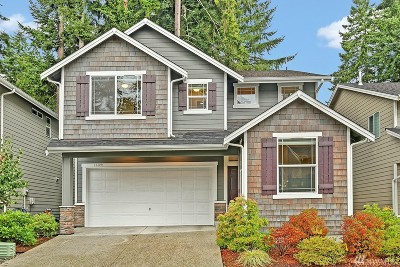 Kirkland Single Family Home For Sale: 14429 122nd Place NE