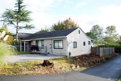 Everett Single Family Home For Sale: 4409 S 3rd Ave