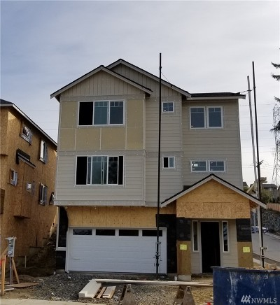 Bothell Single Family Home For Sale: 22629 41st Dr SE #34