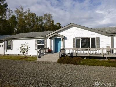 Blaine Mobile Home For Sale: 7829 Carson Rd