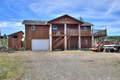 Grays Harbor County Single Family Home For Sale: 139 Moody Rd